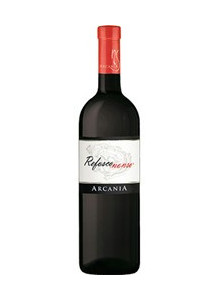 Wine, red wine, Sulfite-Free ! Refosco, Bio, 0,75l / Arcania