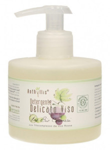 Anthyllis Delicate Face Cleanser with Red Grape, 250ml