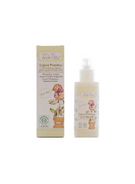 Baby Anthyllis protective lotion against insects, 100ml