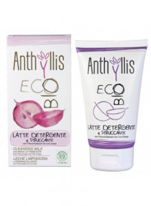 Face cleansing milk, 150ml, aloe leaf juice, grape seed extract / Anthyllis