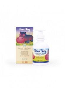 Baby shampoo, 3 in 1, 250ml, olive oil and sweet almonds oil/ BEMA