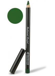 Карандаш для глаз, зеленый / Benecos
