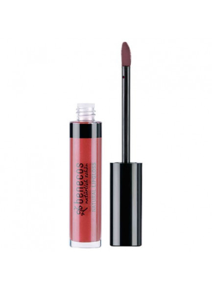 Benecos Lip Gloss 5ml -Flamingo