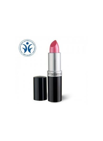 Benecos huulipuna 4,5 g-  Hot Pink