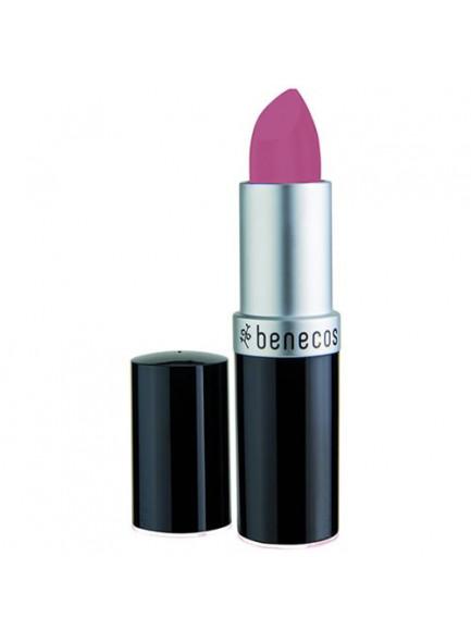 Benecos huulipuna 4,5 g-  Pink Rose