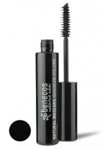 "Mascara ""Maximum Volume"", black, 8ml / Benecos"