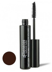 "Benecos Mascara Naturale ""Maximum Volume"" - brown 8ml"