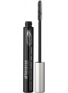 "Ripsiväri Naturale ""Super long Lashes"" musta 8ml / Benecos"