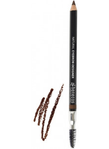 Eyebrow designer, dark brown / Benecos