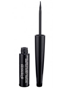 Natural Liquid Eyeliner, black, 3ml / Benecos