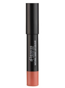 Benecos shiny lip colour 4,5 g Rusty rose