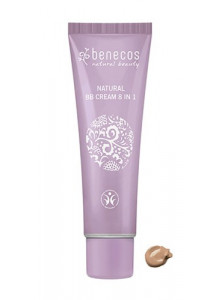 NATURAL BB CREAM 8 IN 1 - BEIGE / Benecos
