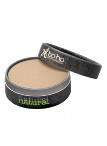 Compact foundation, 02 Clear Beige, 4,5g  / BOHO