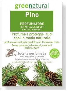 Deodorizer for home or car, pine / Greenatural