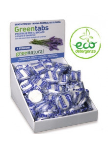 Pesupulbri tablett, 1tk, lavendel / Greenproject