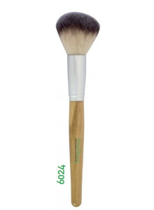 Powder Brush, 22cm / Green Beauty
