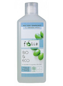 Multi-Surface Sanitizing Cleaner 1 l, mint-eucalyptus, FOLIA