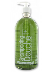 Naturado Shampoo-shower gel XXL with Mint and Lime 1 l