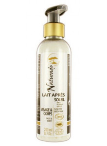 Naturado After Sun Milk Repairer with Calendula 200ml