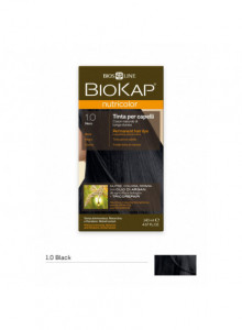 Biokap Nutricolor 1.00 / must püsivärv