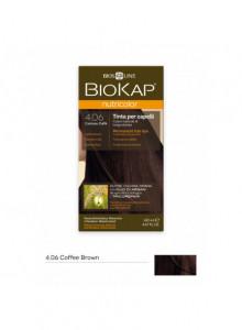Biokap Nutricolor  4.06/ Kahvinruskea - Kestoväri