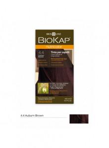 Biokap Nutricolor 4.40 / Kupariruskea kastanja - Kestoväri