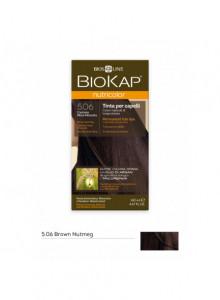 Biokap Nutricolor 5.06 / Muskotniruskea - Kestoväri