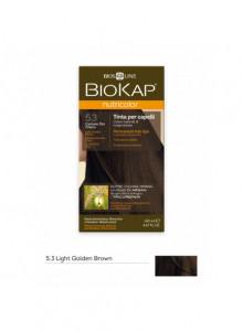 Краска для волос Biokap Nutricolor  5.30 / Золотой каштан
