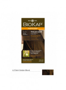 Biokap Nutricolor 6.30 / Dark Golden Blond Colour