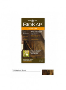 Biokap Nutricolor Tinta 7.00 / Biondo medio