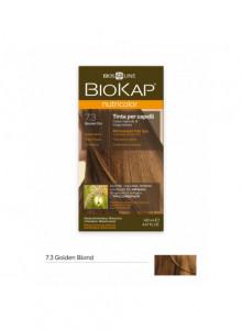 Краска для волос Biokap Nutricolor  7.30 / Золотой блондин