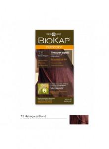 Biokap Nutricolor 7.50 / mahagoni blond, püsivärv