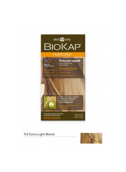 Biokap Nutricolor 9.00 / ekstrahele blond / püsivärv