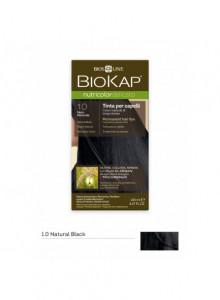 Biokap Nutricolor Delicato 1.00 / Luonnolinen musta - Kestoväri
