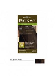 Краска для волос Biokap Nutricolor 4.00  / Натуральный каштан