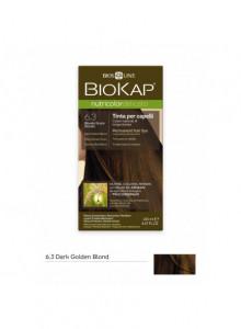 Краска для волос Biokap Nutricolor 6.3 / Темно-золотой блонд