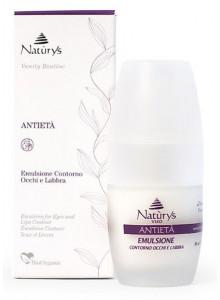 Anti-age silma ja huuleümbruse emulsioon, 30ml / Naturys