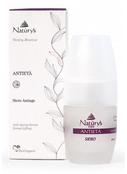 Сыворотка антивозрастная, 30ml / Naturys Anti Age
