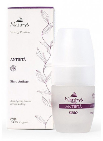 Seerum, anti age, 30ml, Arktika murakas, zenzenn / Naturys Anti-Age