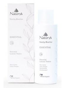 Lozione Tonica Essential, con betaglucano, 200ml / Naturys Vanity