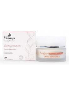 Крем для чувствительной кожи, защитный и успокаивающий, 50ml / Naturys Sensitive