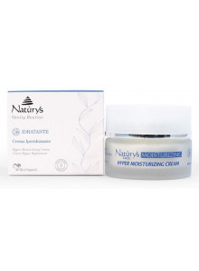Crema Iperidratante, 50ml / Naturys Moisturizing Vanity