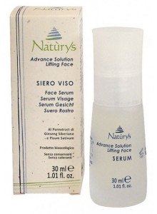 Seerum, advance anti-age, 30ml, damaskusroos, hernes, zenzenn / Naturys