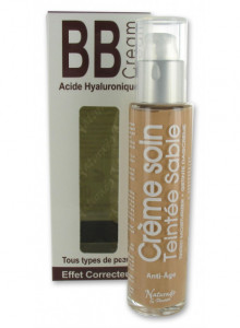 BB kreem, Ivory, 50ml / Naturado