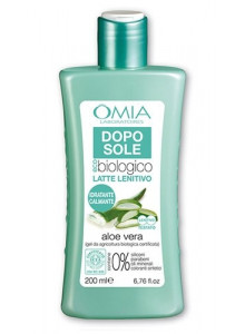 After sun milk, 200ml / Omia EcoBio