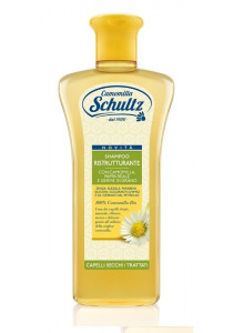 Schultz nourishing shampoo with chamomile and royal jelly,  250ml