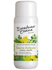 Sauna essents, 250ml, tsitrus, eukalüpt, sidrunhein / Dresdner Essenz