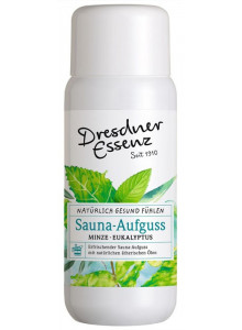 Sauna Essence, 250ml, mint, orange, eucalypt / Dresdner Essenz