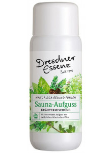 Sauna Essence, 250ml, herbal mix / Dresdner Essenz