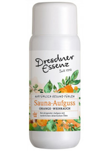 Sauna Essence, 250ml, orange and mint / Dresdner Essenz